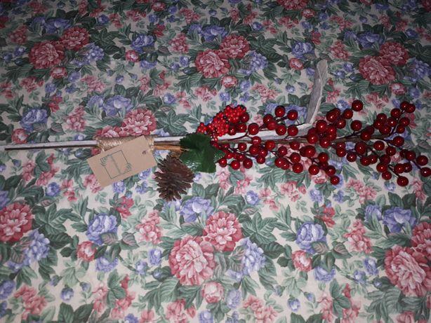 ozdobny bukiet kwiatów j