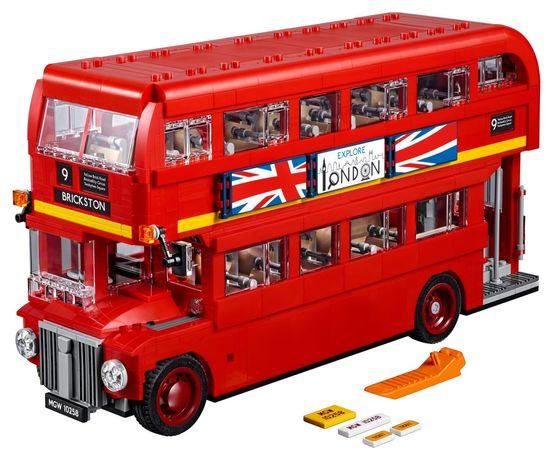 Lego Autocarro Londrino selado