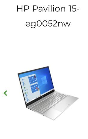 Sprzedam nowego laptopa HP Pavilion 15eg0052nw