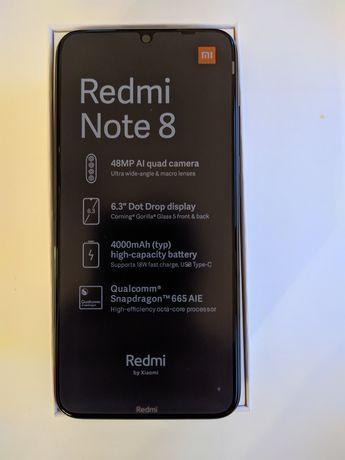 Xiaomi Redmi Note 8 4/64 24 mies gwarancji