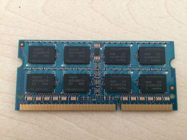 ОЗУ Hynix SODIMM DDR3 2Gb 1066MHz (HMT325S6BFR8C-G7) Рабочая!