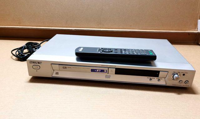Odtwarzacz DVD/CD Sony DVP NS405 Dolby DTS Mp3 Divix CoAxial Pilot