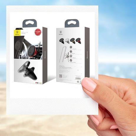 Suporte Smartphone Magnético Baseus c/ clip -Novo-24h