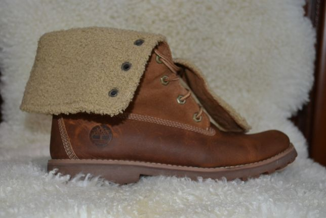 Timberland 38р ботинки кожаные. Оригинал. демисезон-зимние