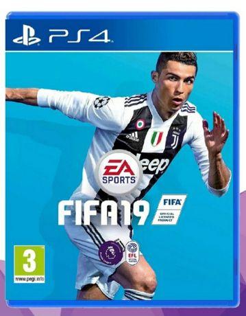 FIFA 19 ZAMIANA - PlayStation 4
