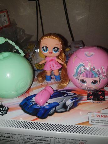 Куклы Лол шары,капсулы,ОМГ,Пони,на на на, хэйрдорейбо