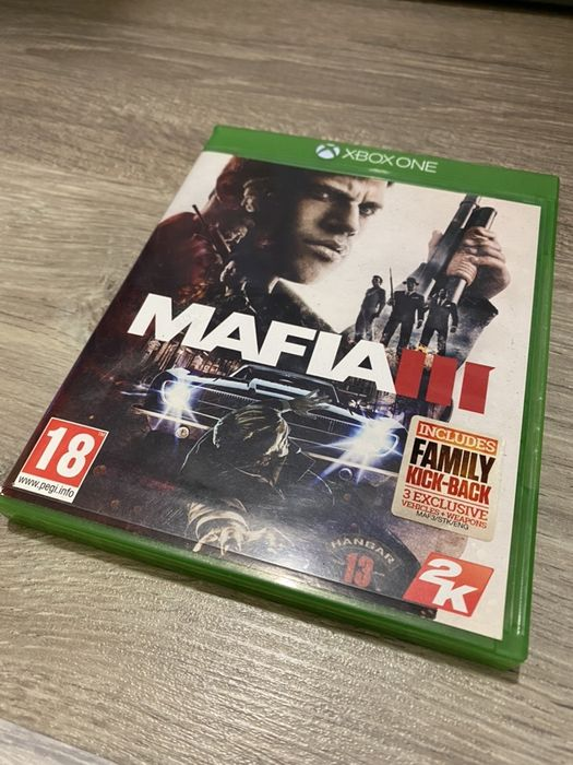 Mafia 3 III, Dishonored 2 игры для xbox one s x Харьков - изображение 1