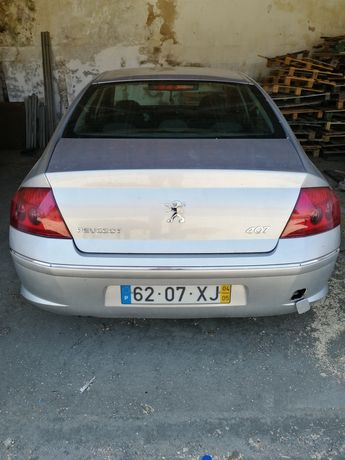 Peças  Peugeot 407 2.0HDi