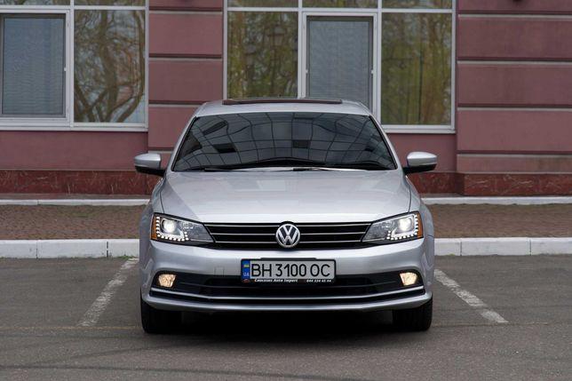 Volkswagen Jetta SE PLUS 2015