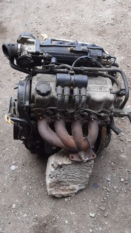 Двигатель  Кпп Авео 1.2 V8. Разборка.