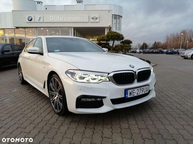 BMW Seria 5 UŻYWANE 520d xD/ ROK 2018/ Rata 2197zł netto Jedyny...
