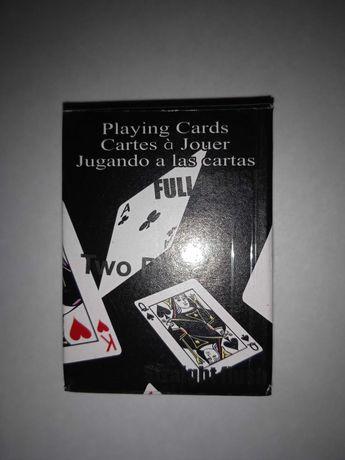 Колода карт для покера , мини карты 54