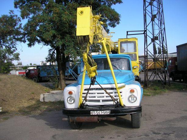 Автокран ЗИЛ 431412 продам
