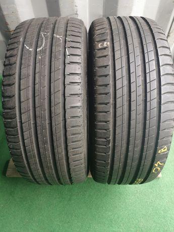 Opony Michelin Latitude 255/55/18 jak nowe