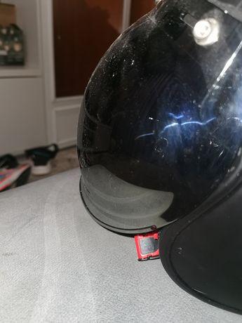 Vendo capacete cafe racer