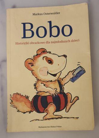 Bobo Markus Osterwalder Unikat książka dla dzieci