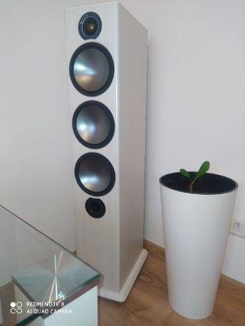 Monitor Audio Bronze 6 HIFI. Nieużywane. Kolumny białe. Jak nowe