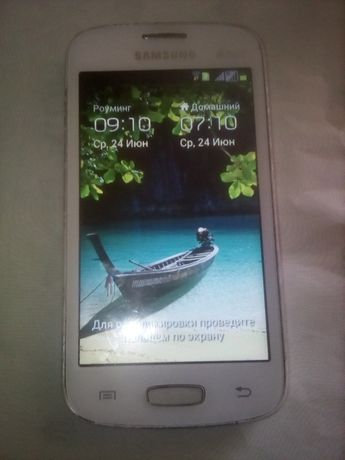 Samsung Galaxy Star plus S7262 DUOS на 2 сим карты!