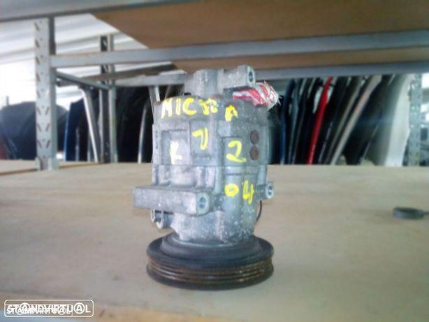 Motor de AC Nissan Micra K12
