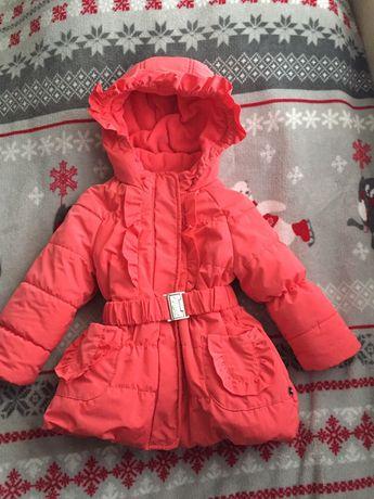 Зимова курточка 98см