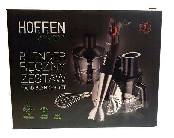 Nowy Hoffen hand blender set zestaw blender