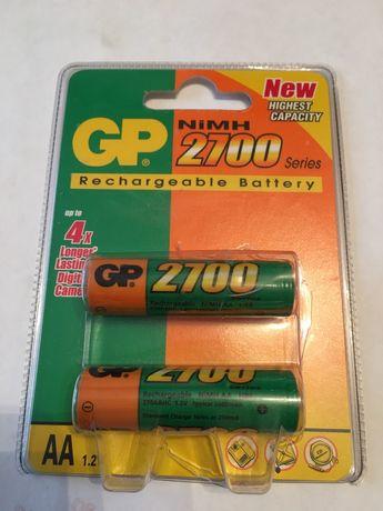 Аккумуляторы GP 2700