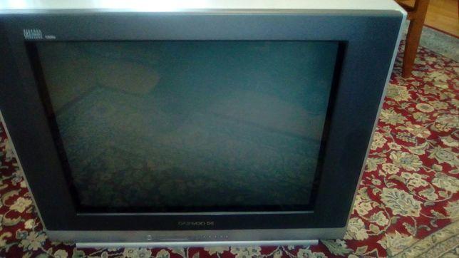 Telewizory maly i duży