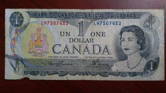 1 Доллар Канада 1973 г