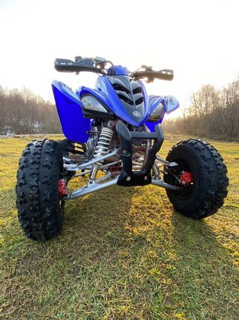 Yamaha Raptor YFM 350R