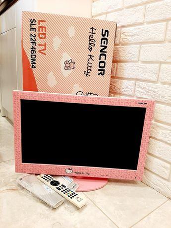 Telewizor SENCOR Hello Kitty 22 cale