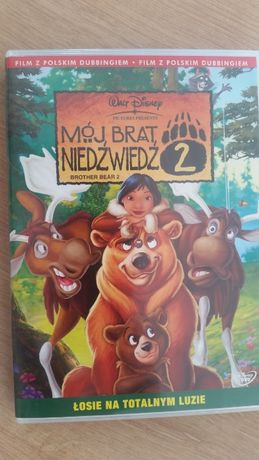 Mój brat niedźwiedź 2 film animowany Disney