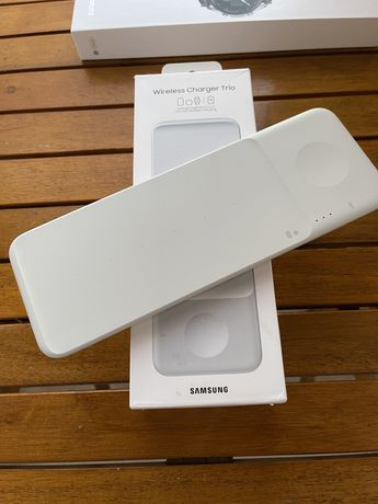 Wireless Charger Trio Samsung