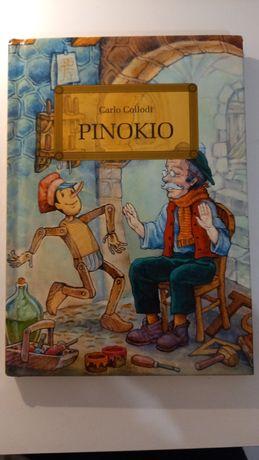 """Carlo Collodi """"Pinokio"""""""