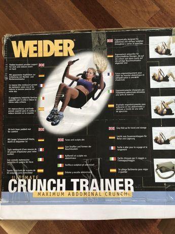 Treningowe urządzenie do ćwiczenia brzuszków