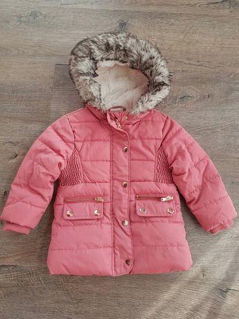 Пальто куртка зима FF Польша