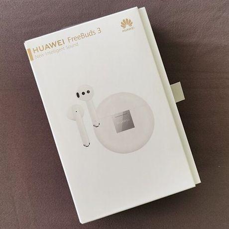 HUAWEI FreeBuds 3 Słuchawki Bezprzewodowe NOWE oficjalna dystrybucja