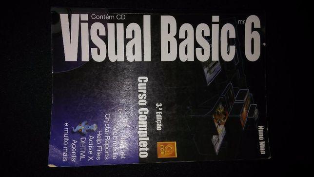 Livro Visual Basic 6