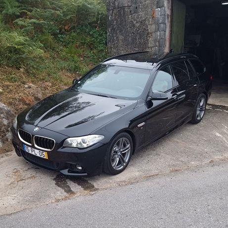 BMW 520d LCI f11 touring pack M Nacional