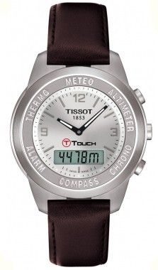 Relógio Tissot T Touch