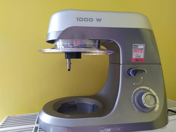 Robot kuchenny CLATRONIC KM 3709 Tytanowy