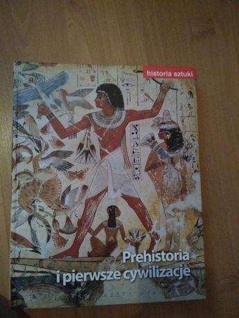 Prehistoria i pierwsze cywilizacje. historia sztuki