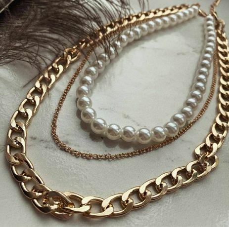 Цепь,цепочка, ожерелье