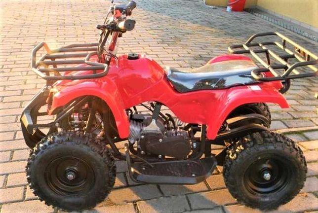 ТОП! Квадроцикл дитячий бензиновий XTR Hummer 50 сс. (4-8 років)