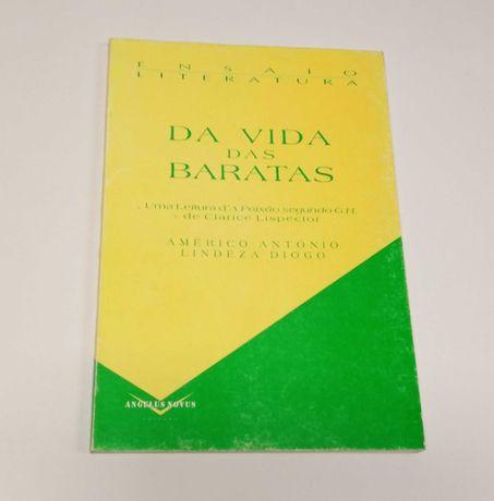 Da vida das baratas, de Américo António Lindeza Diogo