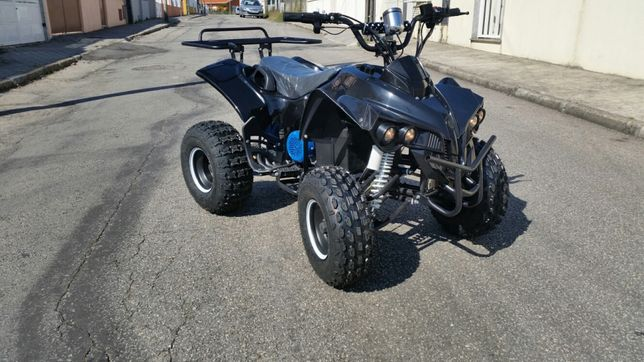 Moto 4 eléctrica ATV elétrica 48V 1000W