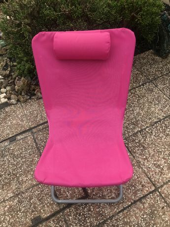 Cadeira de jardim nova