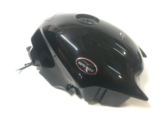 Moto Guzzi Breva 1100 Zbiornik Bak Paliwa Oryginał Czarny BDB