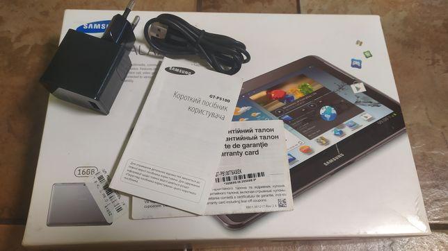 Продается планшет Samsung Galaxy Tab 2 GT-P5100.