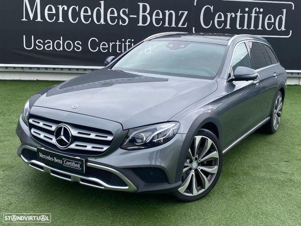 Mercedes-Benz E 220 d 4-Matic All-T.Avantgarde +