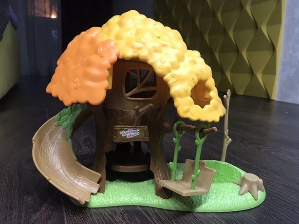 Домик YooHoo на дереве